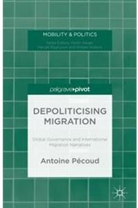 Couverture - depolitising migration