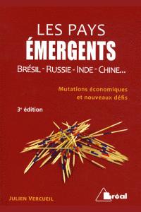 Couverture - les pays émergents