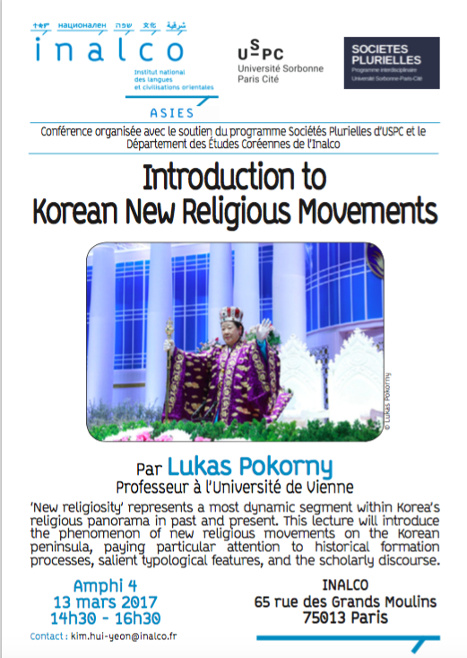 Korean New Religious Movments - Image